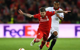 Emery backs beleaguered Liverpool defender Moreno
