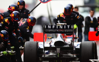 Red Bull Racing announces new technical partner and team name for 2013 season