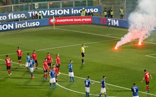 Albania fined by FIFA after crowd unrest in Italy