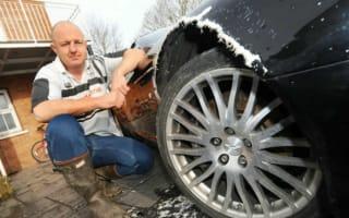 Dog chews through £80,000 Aston Martin
