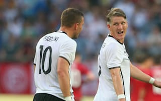 Matthaus advises Schweinsteiger, Podolski to retire from Germany duty