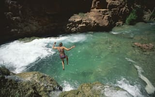Wonderful spots for wild swimming in the UK