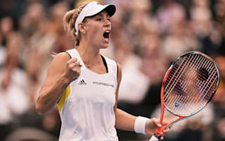 Radwanska, Kerber continue as Kvitova crashes out