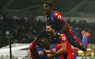 Crystal Palace 3 Southampton 0: Benteke double and Saints gifts boost Pardew