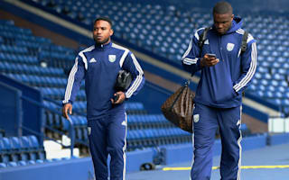 Sessegnon, Anichebe leave West Brom