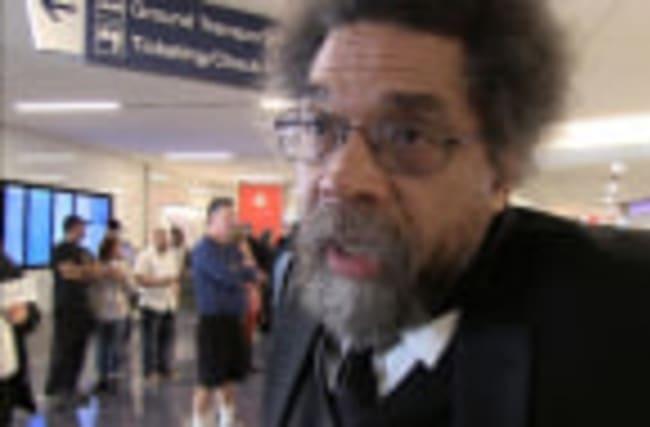 Dr. Cornel West Says Trump Era Worse Than Jim Crow