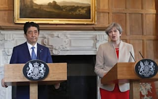Japan's premier will 'continue to trust British economy after Brexit'