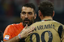 You can define an era - Buffon wishes Donnarumma happy birthday