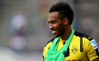 Aubameyang definitely staying at Dortmund
