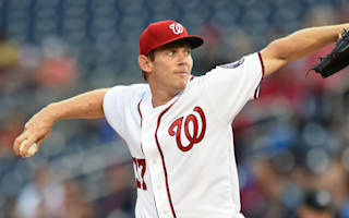 Nationals and Strasburg agree to $175m extension