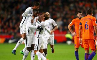Netherlands 0 France 1: Pogba stunner settles heavyweight clash