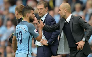 Aguero facing possible Manchester derby ban