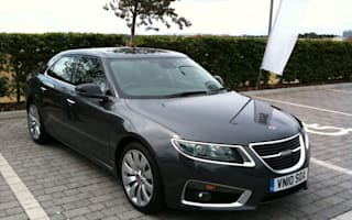 Live from the launch: Saab 9-5