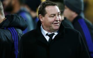 Hansen denies ref meeting