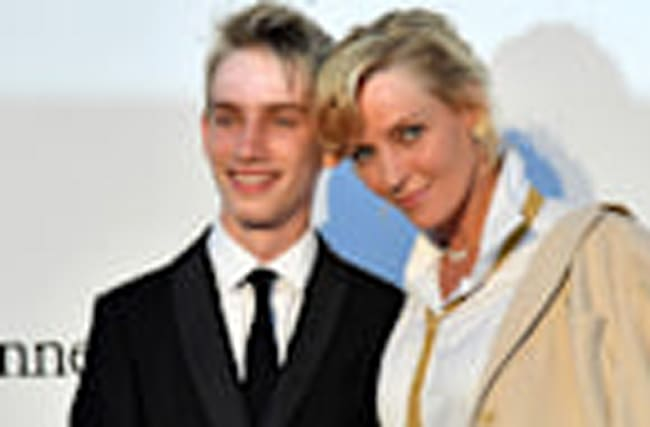 Uma Thurman's 15-Year-Old Son Is Growing Up and the Spitting Image of His Famous Parents