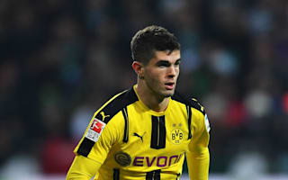 Pulisic commits to Dortmund until 2020