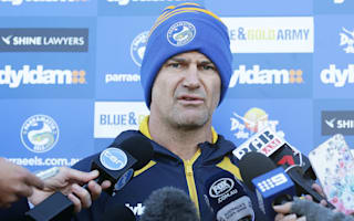 Arthur and Eels hoping to 'move forward' after salary cap breach