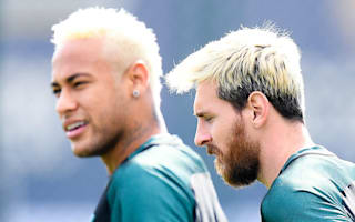 Barcelona duo Messi and Neymar up for Puskas Award