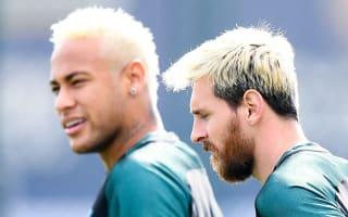 Barcelona duo Messi and Neymar up for Puskas Award