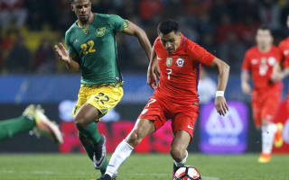 Chile 1 Jamaica 2: Copa champions suffer shock loss