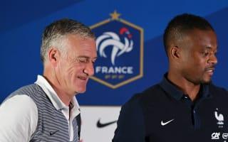 Evra: France love controversy