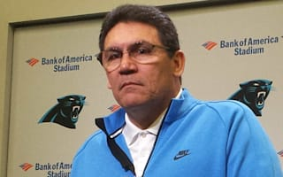 Rivera wants Panthers to play in Charlotte on Sunday