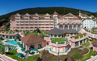 Best family hotels in the world 2016