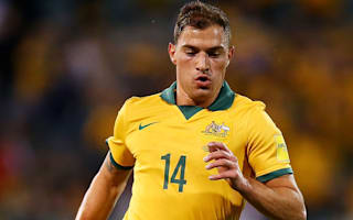 Chile v Australia: Troisi looking at bigger picture for Socceroos