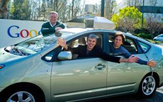 Google cars designed to speed