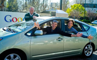 Google cars designed to speed