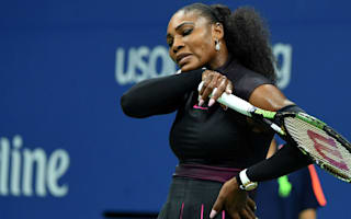 Shoulder injury forces Serena out of Wuhan and China Opens