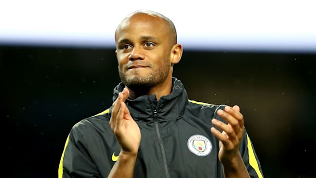 Kompany returns to Belgium squad after 500-days of absence