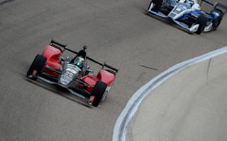 Rahal wins Texas thriller