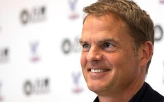 De Boer: I binge-watched Netflix after Inter sacking