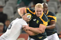 Koch replaces Redelinghuys in only Springbok change