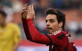 Juventus clash not decisive - Bonaventura