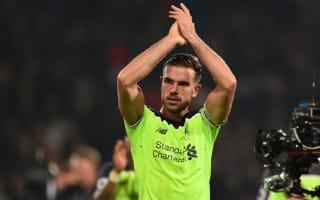 Henderson: Liverpool start even better than 2013-14