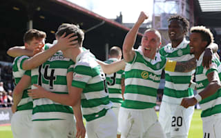 Sinclair treble leads Celtic to dominant sixth straight title