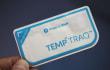 Esta pegatina es un termómetro Bluetooth para monitorizar bebés