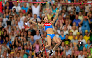 Russian pole vaulter Isinbayeva: I could have won gold, but now I'll quit