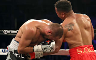 Kovalev calls for third Ward bout after controversial stoppage