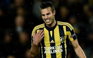 Van Persie: Kids will decide my future
