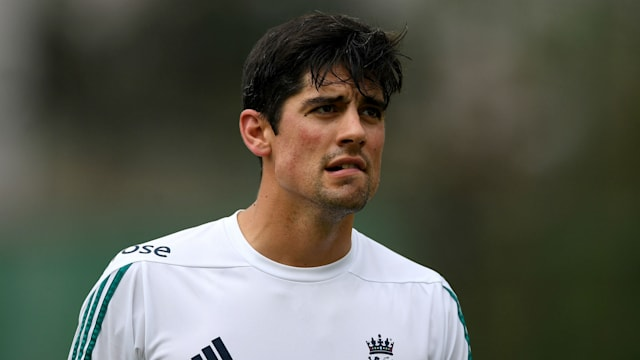 Alastair Cook becomes first Englishman to cross 11000 Test runs