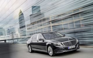 Mercedes re-launches ultra-luxury Maybach brand