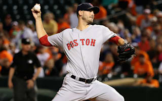 Porcello pitches complete game in Boston win, more ninth-inning Giants misery