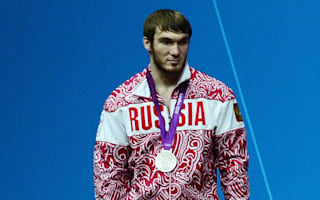 London 2012 weightlifting silver medallist Aukhadov disqualified