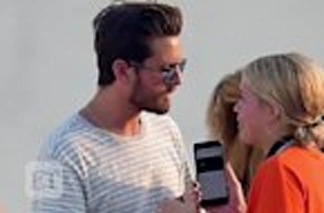 Scott Disick Gets Cozy in Cannes With Yet Another Woman -- Sofia Richie