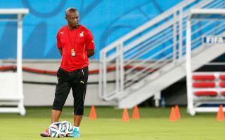 Ghana reappoint Appiah as coach