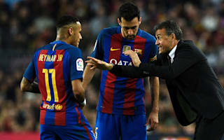 Missing Messi and Suarez not an excuse for Busquets