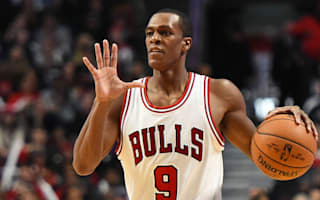 'Bulls***' - Rondo bemused by Bulls benching